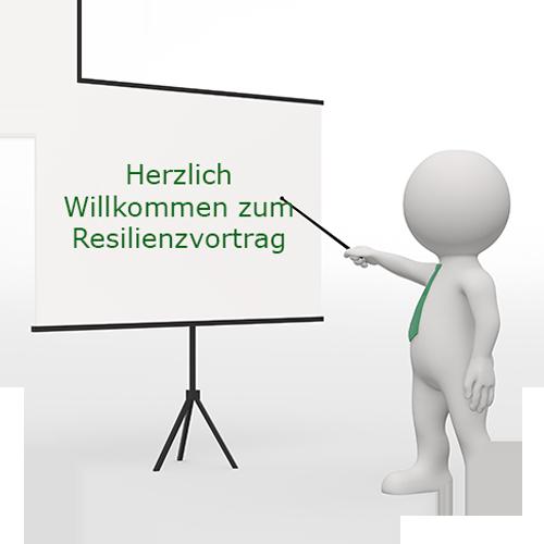 Resilienz Vortrag besuchen