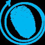 logo agentur pemoton fingerprint